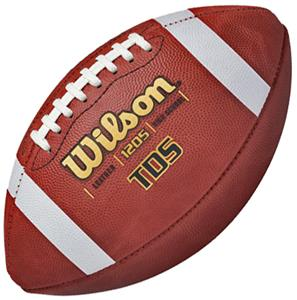 Wilson TDS Traditional Leather Game Footballs