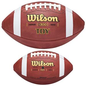 Wilson TDY Traditional Leather Game Footballs