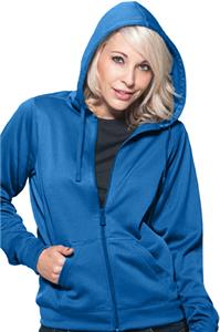 Omni Women's Competition-W Zip Hooded Sweatshirt