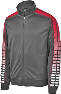 Sport-Tek Adult Sublimation Tricot Track Jacket