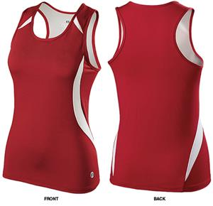 Holloway Ladies Dry-Excel Sprinter Track Singlets