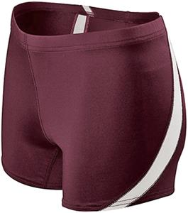 Holloway Ladies Dry-Excel Track Breakline Shorts