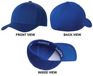 Sport-Tek Adult Flexfit Cool & Dry Poly Mesh Cap