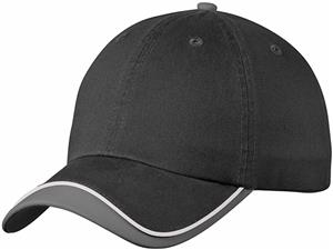 Port Authority Adult Double Visor Cap