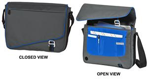 Port Authority Transit Messenger Bag
