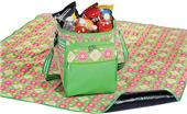 Picnic Plus Escape Insulated Cooler & Picnic Mat