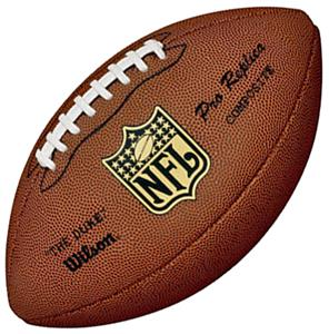 Wilson NFL Pro Replica Official Composite Football