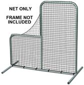 REPLACEMENT NET for Champro Pitcher's L-Screen