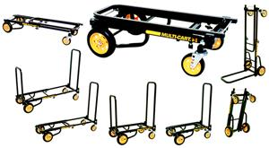 Ace Products Rock N Roller Multi-Cart R2 Micro