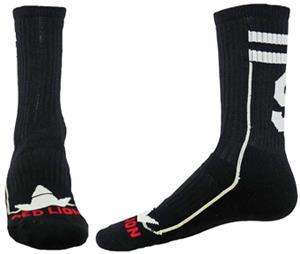 "Red Lion ""ME Crew Numbers"" Crew Socks"