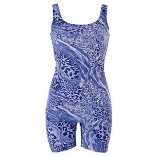 Adoretex Leopard Print Unitard Swimsuit
