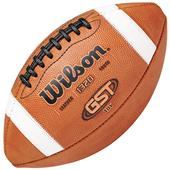 Wilson TDY GST Youth Game Footballs