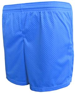 Alleson Women's Mesh Athletic Shorts-Closeout