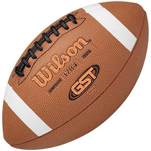 Wilson GST Composite TDY Youth Footballs