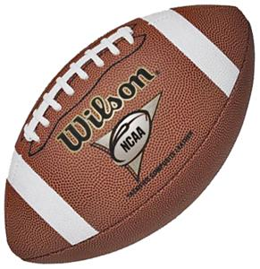 NCAA Supreme Junior Football With W/O Pump/Tee