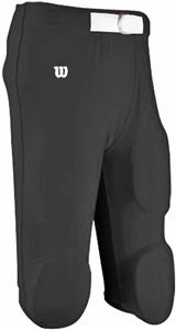 Wilson Q1 Adult Matte Finish Game Football Pants