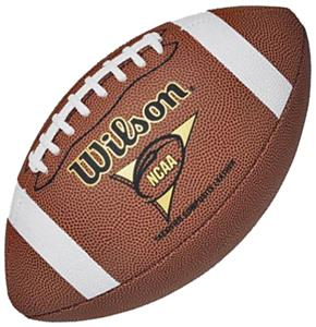 Wilson NCAA Game Ball Replica Official Footballs