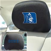 Fan Mats Duke University Head Rest Covers