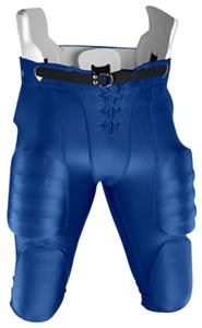 Adams Youth Slotted or Snap-In Football Game Pants