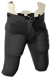 Youth Slotted Football Practice Pants-Closeout