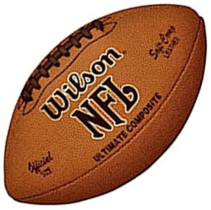 NFL Ultimate Composite Official Size Footballs