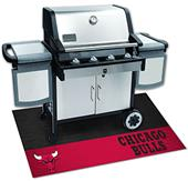 Fan Mats NBA Chicago Bulls Grill Mat