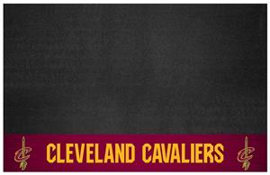Fan Mats NBA Cleveland Cavaliers Grill Mat