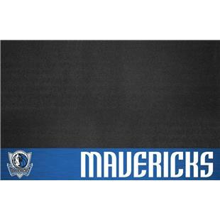 Fan Mats NBA Dallas Mavericks Grill Mat
