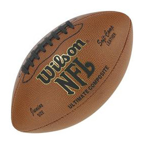 NFL Ultimate Composite Jr. or Pee Wee Footballs