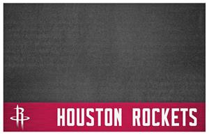 Fan Mats NBA Houston Rockets Grill Mat