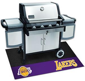 Fan Mats NBA Los Angeles Lakers Grill Mat