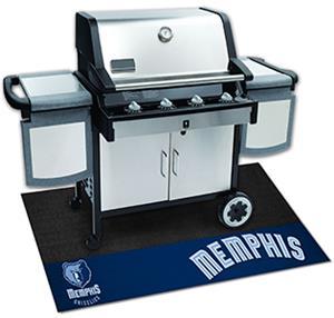 Fan Mats NBA Memphis Grizzlies Grill Mat