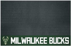 Fan Mats NBA Milwaukee Bucks Grill Mat