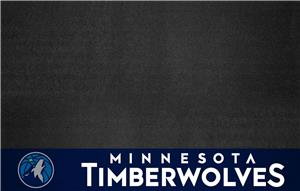 Fan Mats NBA Minnesota Timberwolves Grill Mat