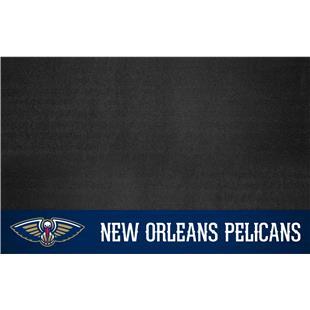Fan Mats NBA New Orleans Pelicans Grill Mat