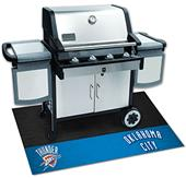 Fan Mats NBA Oklahoma City Thunder Grill Mat