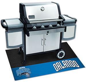 Fan Mats NBA Orlando Magic Grill Mat