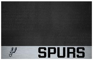 Fan Mats NBA San Antonio Spurs Grill Mat