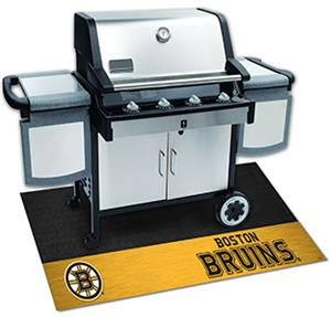 Fan Mats NHL Boston Bruins Grill Mat