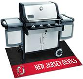 Fan Mats NHL New Jersey Devils Grill Mat