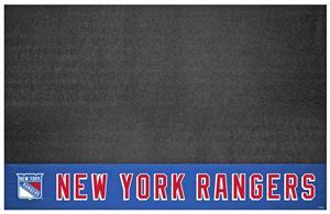 Fan Mats NHL New York Rangers Grill Mat