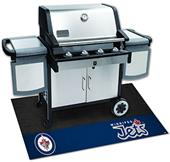 Fan Mats NHL Winnipeg Jets Grill Mat