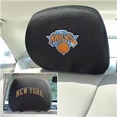 Fan Mats NBA New York Knicks Head Rest Covers