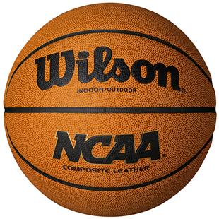 Wilson NCAA Composite Basketballs