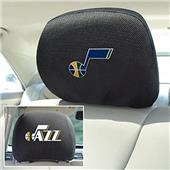 Fan Mats NBA Utah Jazz Head Rest Covers