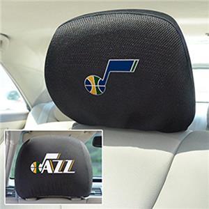 Fan Mats NBA Utah Jazz Head Rest Covers