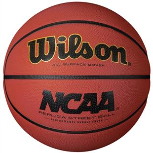 Wilson NCAA Replica Street Basketballs