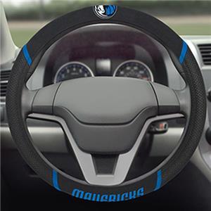 Fan Mats NBA Dallas Mavericks Steering Wheel Cover
