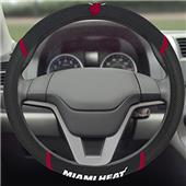Fan Mats NBA Miami Heat Steering Wheel Cover