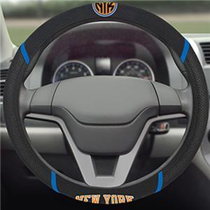 Fan Mats NBA New York Knicks Steering Wheel Cover